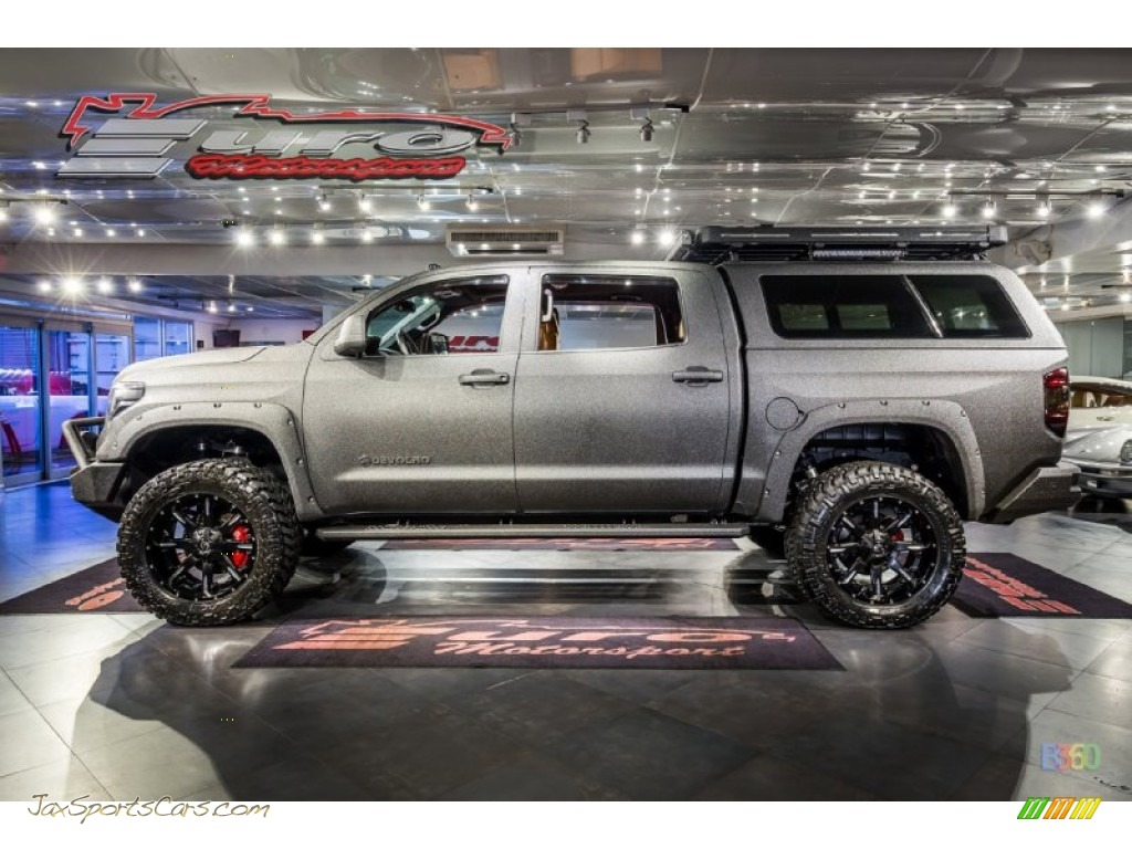 2015 Toyota Tundra 1794 Edition Crewmax 4x4 In Magnetic Gray Metallic Photo 2 423864 Jax