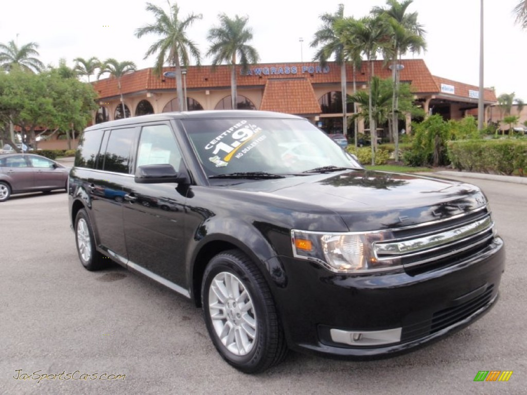 2014 ford flex sel in tuxedo black d22864 jax sports cars cars for sale in florida