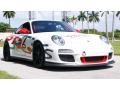 Porsche 911 GT3 RS Carrara White/Guards Red photo #4