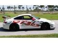 Porsche 911 GT3 RS Carrara White/Guards Red photo #15