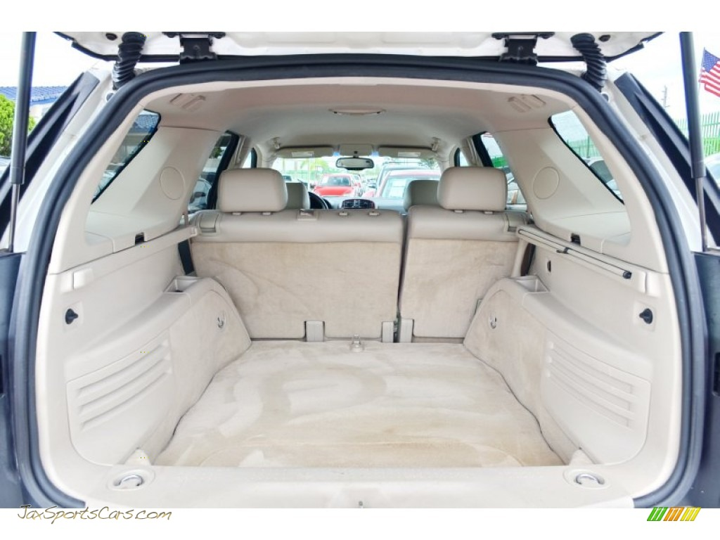 2005 Cadillac Srx V6 In White Diamond Photo  60