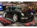 Porsche 911 Carrera Coupe Black photo #4