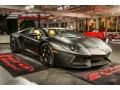 Lamborghini Aventador LP 700-4 Nero Nemesis Matt Finish photo #2
