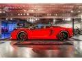 Lamborghini Aventador LP700-4 Pirelli Serie Speciale Rosso Mars photo #2