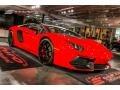 Lamborghini Aventador LP700-4 Pirelli Serie Speciale Rosso Mars photo #6