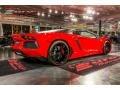 Lamborghini Aventador LP700-4 Pirelli Serie Speciale Rosso Mars photo #11