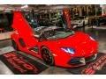 Lamborghini Aventador LP700-4 Pirelli Serie Speciale Rosso Mars photo #23
