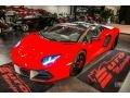 Lamborghini Aventador LP700-4 Pirelli Serie Speciale Rosso Mars photo #29