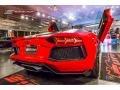 Lamborghini Aventador LP700-4 Pirelli Serie Speciale Rosso Mars photo #38