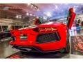 Lamborghini Aventador LP700-4 Pirelli Serie Speciale Rosso Mars photo #39