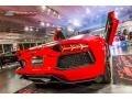 Lamborghini Aventador LP700-4 Pirelli Serie Speciale Rosso Mars photo #40