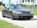 Mercedes-Benz SL 65 AMG Roadster Pewter Metallic photo #7