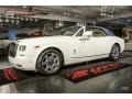 Rolls-Royce Phantom Drophead Coupe Arctic White photo #1