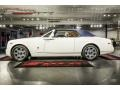 Rolls-Royce Phantom Drophead Coupe Arctic White photo #2