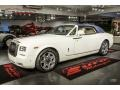 Rolls-Royce Phantom Drophead Coupe Arctic White photo #3
