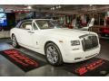 Rolls-Royce Phantom Drophead Coupe Arctic White photo #4