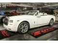 Rolls-Royce Phantom Drophead Coupe Arctic White photo #9