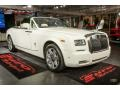 Rolls-Royce Phantom Drophead Coupe Arctic White photo #11