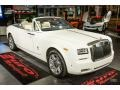 Rolls-Royce Phantom Drophead Coupe Arctic White photo #19