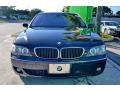 BMW 7 Series 760Li Sedan Jet Black photo #2