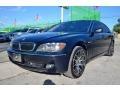 BMW 7 Series 760Li Sedan Jet Black photo #43