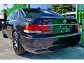 BMW 7 Series 760Li Sedan Jet Black photo #49