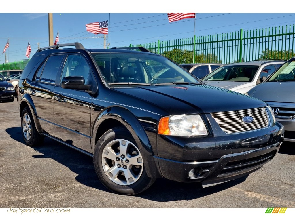 2006 Ford Freestyle Limited in Black photo #28 - A33044 | Jax Sports Cars - Cars for sale in FLorida
