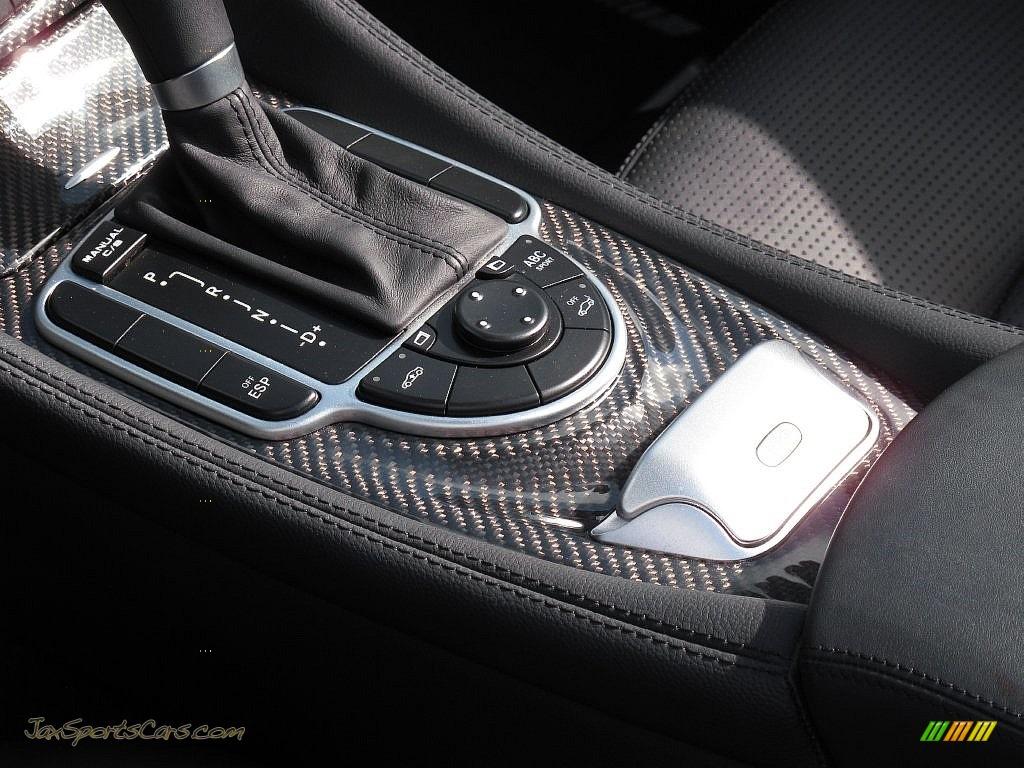 2007 SL 55 AMG Roadster - Alabaster White / Black photo #50