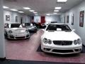Mercedes-Benz SL 55 AMG Roadster Alabaster White photo #67