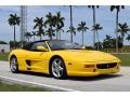 Ferrari F355 Spider Giallo Modena (Yellow) photo #2