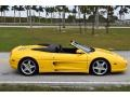 Ferrari F355 Spider Giallo Modena (Yellow) photo #4