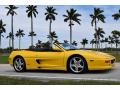Ferrari F355 Spider Giallo Modena (Yellow) photo #6