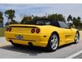 Ferrari F355 Spider Giallo Modena (Yellow) photo #16