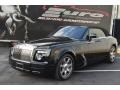 Rolls-Royce Phantom Drophead Coupe Black photo #1