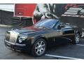 Rolls-Royce Phantom Drophead Coupe Black photo #24