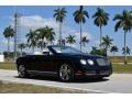 Bentley Continental GTC  Diamond Black photo #1