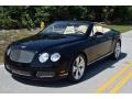 Bentley Continental GTC  Diamond Black photo #2