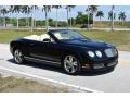 Bentley Continental GTC  Diamond Black photo #4