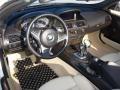 BMW 6 Series 650i Convertible Alpine White photo #12