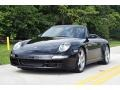 Porsche 911 Carrera S Cabriolet Black photo #1