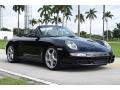 Porsche 911 Carrera S Cabriolet Black photo #3