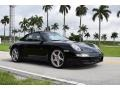 Porsche 911 Carrera S Cabriolet Black photo #25