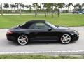 Porsche 911 Carrera S Cabriolet Black photo #26