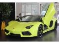 Lamborghini Aventador LP 700-4 Verde Scandal photo #1