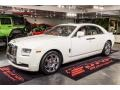 Rolls-Royce Ghost  English White photo #1