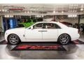 Rolls-Royce Ghost  English White photo #2