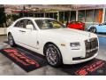 Rolls-Royce Ghost  English White photo #4