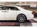 Rolls-Royce Ghost  English White photo #12