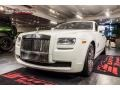 Rolls-Royce Ghost  English White photo #13