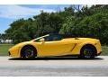 Lamborghini Gallardo LP 550-2 Spyder Giallo Midas Pearl Effect photo #2